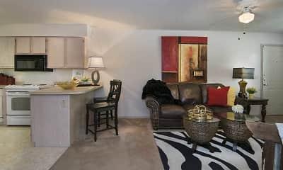 Living Room, Eagle Nest, 0