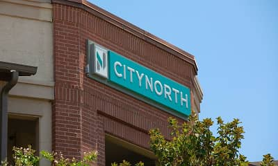 Community Signage, City North, 0