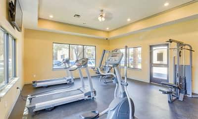 Fitness Weight Room, Bella Vista, 1