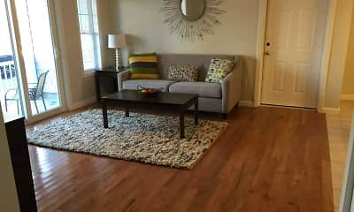 Living Room, Ledgewood Commons, 1