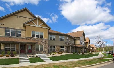Building, Murray Glen Townhomes, 0