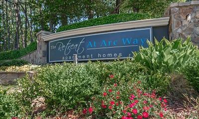 Community Signage, Retreat At Arc Way, 0