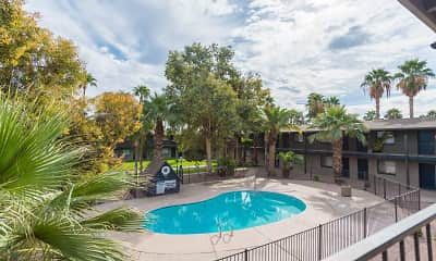 Pool, The Palms at Camelback West, 0