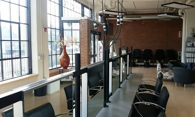 Fitness Weight Room, Remington Lofts on the Canal, 1