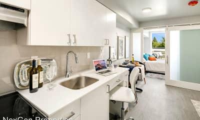 Kitchen, Cubix Crown Hill, 1