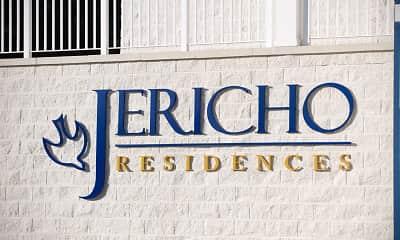 Community Signage, Jericho Residences Active Adult Community 55+, 2
