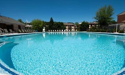 Pool, Doncaster Village, 1