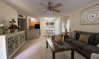 Living Room, The Promenade, 1