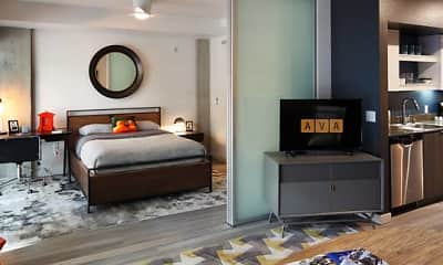 Bedroom, Ava Capitol Hill, 0
