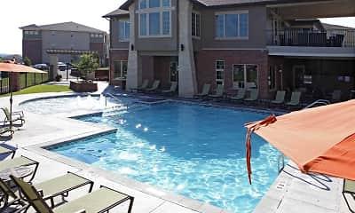 Pool, Tuscany Apartments, 0