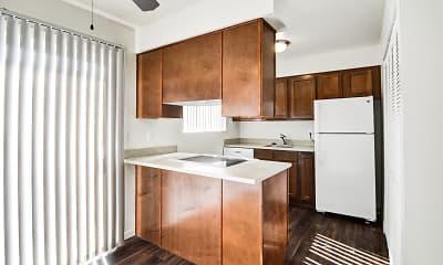 Kitchen, Harrison Square, 2