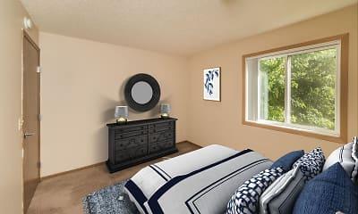 Bedroom, Springbrook Estates, 2