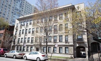 Building, 5120 S. Hyde Park Boulevard, 1