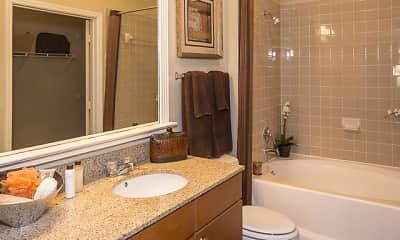 Bathroom, Emerson Park, 2
