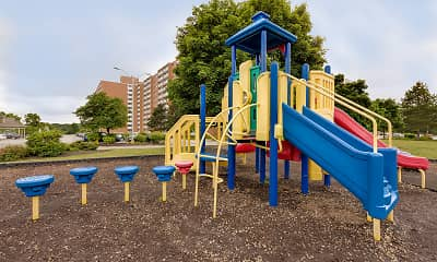 Playground, Pine Ridge Apartments, 2