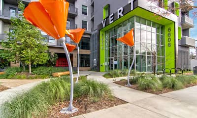 Community Signage, Vert Apartments, 2