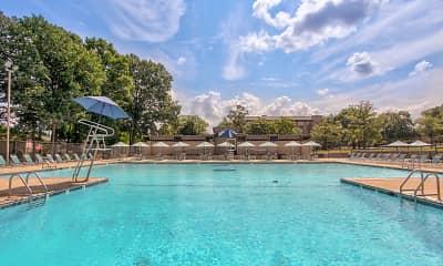Pool, Franklin Park at Greenbelt Station, 0