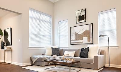 Living Room, Sutton Landing at Deer Park, 2