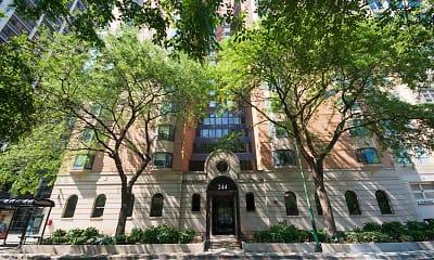 Building, 244 E. Pearson, 0