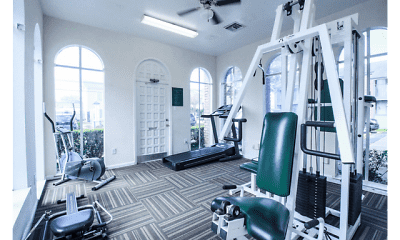 Fitness Weight Room, Crossview Court, 0