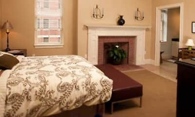 Bedroom, Chestnut Green Apartments, 2