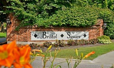Community Signage, Bristol Square/Golden Gate, 0