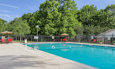 Pool, Gates at Summerville, 2