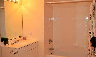 Bathroom, Aspen Glen, 2