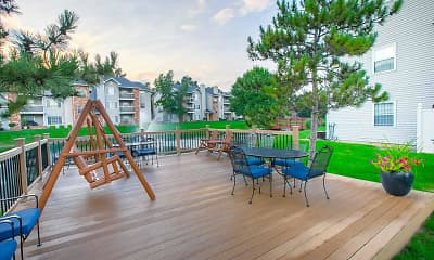 Playground, The Landings At The Preserve Apartments, 2
