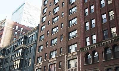 Building, 211 E. Delaware, 1