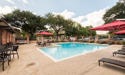 Pool, The Oaks of Timbergrove, 0