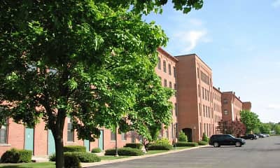 Building, Parker Place Apartments, 0