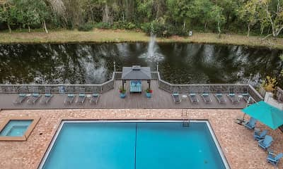 Pool, Amberly Place at Tampa Palms, 1