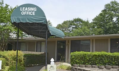 Leasing Office, Pine Hill Places Apartments, 1