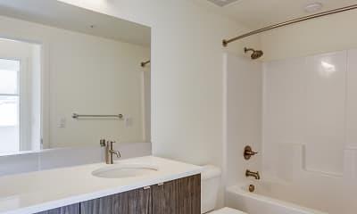 Bathroom, The Marigold, 2