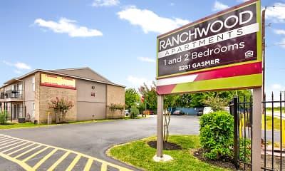 Community Signage, Ranchwood, 2