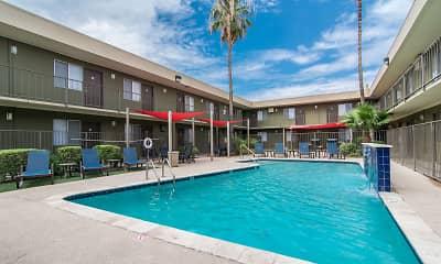 Pool, INDI Tucson, 0