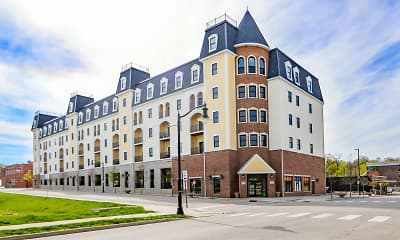 Building, Regency Springs/South Street Lofts, 0