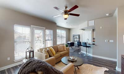 Living Room, Monterra Village, 2