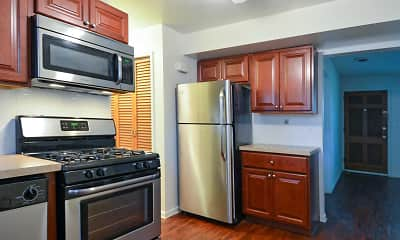 Kitchen, Mountain Top Estates, 1
