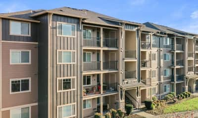Building, Cedar Falls Apartment Homes, 0