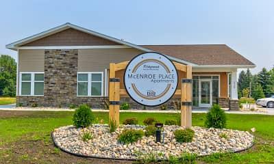 Community Signage, McEnroe Place Apartments, 0
