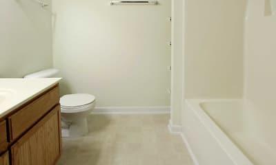 Bathroom, Charles Pointe Apartments, 2