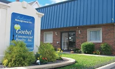 Building, Goebel Properties, 1