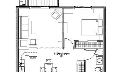 Stonybrook Apartments, 2