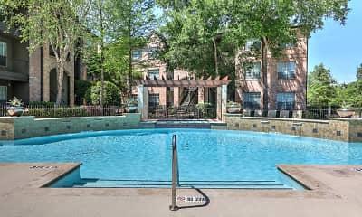 Pool, Ashford Lakes, 1