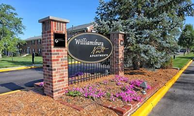 Community Signage, Williamsburg North, 0