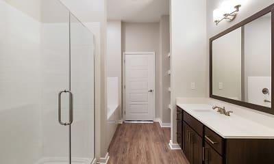 Bathroom, Sawgrass Point, 1