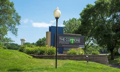 Community Signage, The Commons at Inver Hills, 0