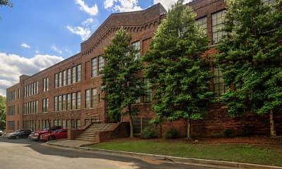 Building, Crogman School Lofts Apartments, 0